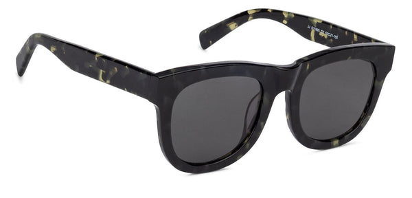 John Jacobs Power Tortoise Sunglasses 132054