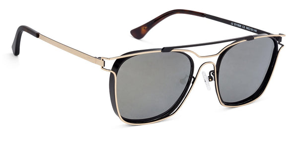 John Jacobs Golden Sunglasses 132059