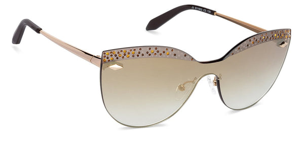 JJ Gold Cat Eye Sunglasses - 132547