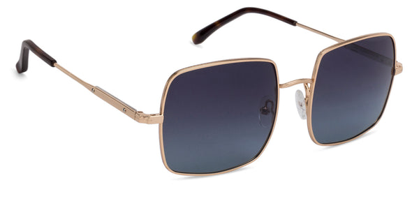 John Jacobs Golden Sunglasses 134938