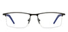 Vincent Chase Black Eyeglasses 114422