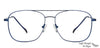 Vincent Chase Blue Eyeglasses 134832
