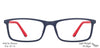 John Jacobs Blue Eyeglasses 131766