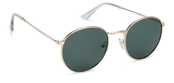 Vincent Chase Polarized Golden Sunglasses 130785