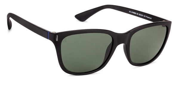 Vincent Chase Polarized Black Sunglasses 130794