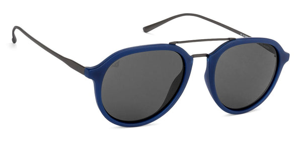 Vincent Chase Polarized Grey Sunglasses 130798