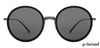 Vincent Chase Polarized Black Sunglasses 130803