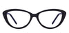 Vincent Chase Black Eyeglasses 122904