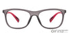 Lenskart Air Grey Transparent Wayfarer Eyeglasses - 113985