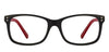 Vincent Chase Black Eyeglasses 122067