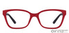 Lenskart Air Red Wayfarer Eyeglasses - 115389