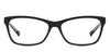 Vincent Chase Black Eyeglasses 116386