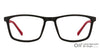 Vincent Chase Black Eyeglasses 117260