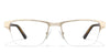 VC Golden Rectangle Eyeglasses - 117984
