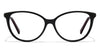 VC Black Cat Eye Eyeglasses - 118205
