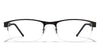 Vincent Chase Black Eyeglasses 119646