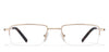VC Golden Rectangle Eyeglasses - 119733