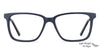 VC Denim Blue Wayfarer Eyeglasses - 124893