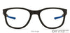 Vincent Chase Black Eyeglasses 126474
