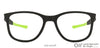 Vincent Chase Black Eyeglasses 126479