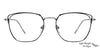 Vincent Chase Black Eyeglasses 128999