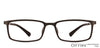 Vincent Chase Black Eyeglasses 129076