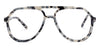 Vincent Chase Brown Eyeglasses 134852