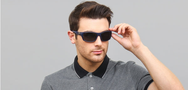 VC Blue Sports Sunglasses - 127555