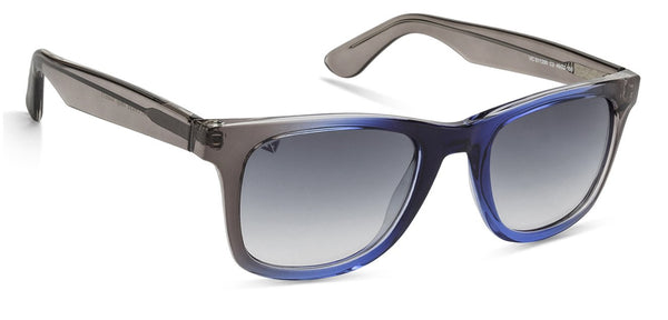 VC Blue Transparent Wayfarer Sunglasses - 128656
