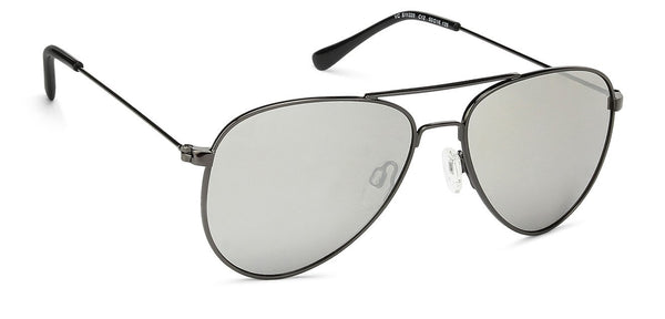 Vincent Chase Gunmetal Sunglasses 128731
