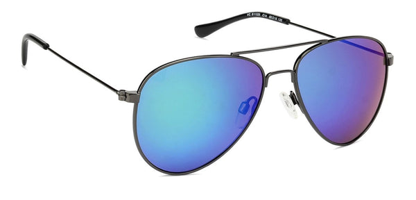 Vincent Chase Gunmetal Sunglasses 128733