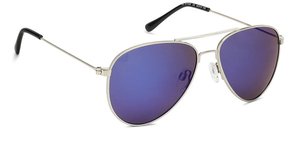 Vincent Chase Silver Sunglasses 128728