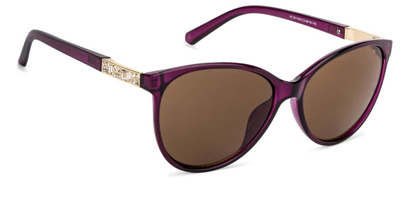 VC Purple Cat Eye Sunglasses - 130117