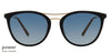 Vincent Chase Golden Sunglasses 130775