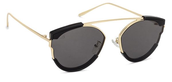 Vincent Chase Golden Sunglasses 130885