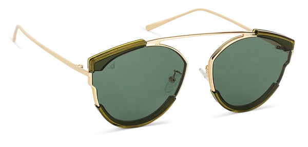 VC Golden Round Sunglasses - 130888