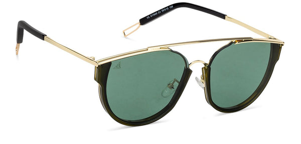 Vincent Chase Golden Sunglasses 130890
