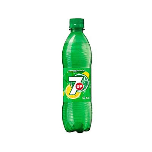 Soda Seven Up 50cl - Pack de 24