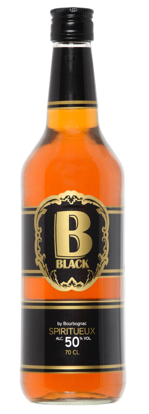B. Black Isautier 70cl - Pack de 6