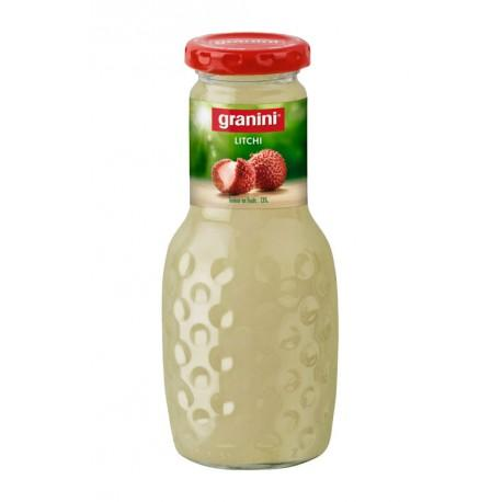 Jus de Fruit Litchi Granini 25cl - Pack de 24