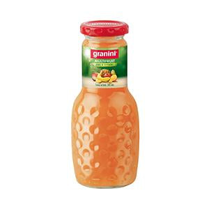 Jus de Fruit Multifruit Granini 25cl - Pack de 24