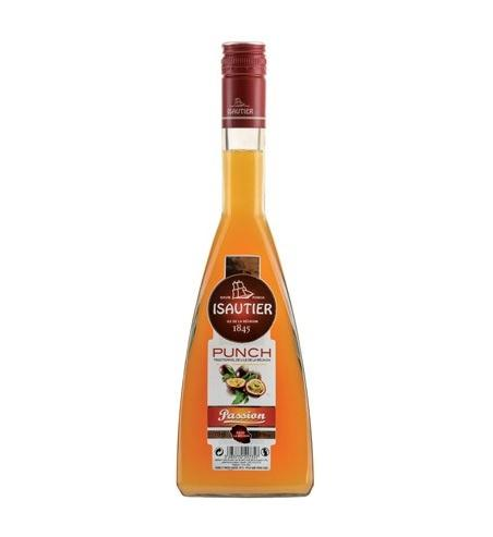 Punch Passion Isautier 70cl - Pack de 6