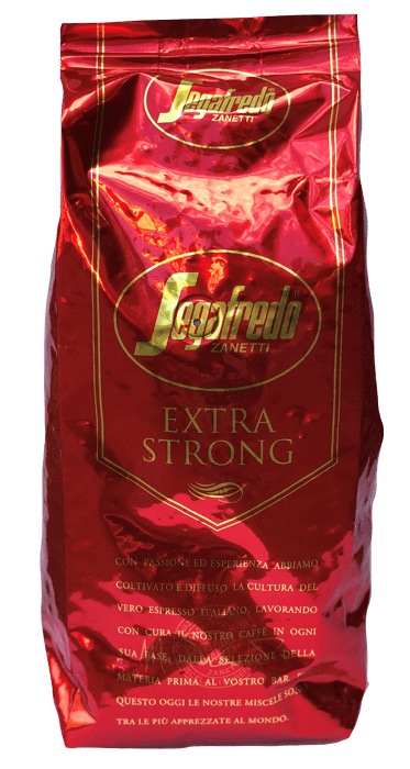 Extra Strong Grain Segafredo 1kg - Pack de 6