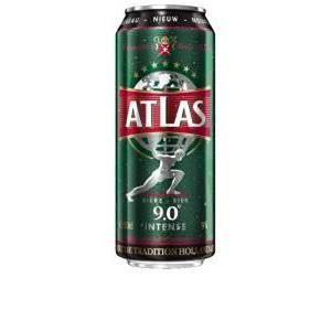Bière Atlas Extra Strong 50cl - Pack de 24