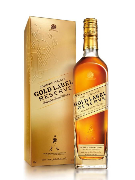Johnnie Walker Gold Reserve Label 70cl - Pack de 6