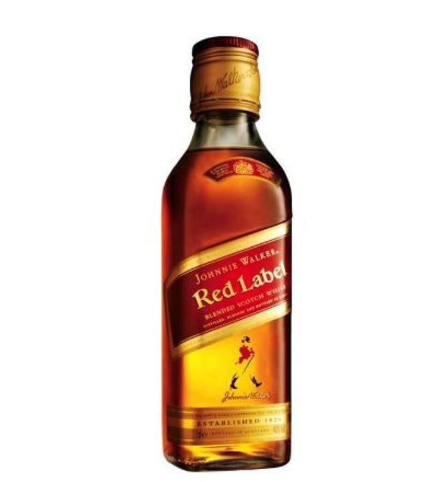 Johnnie Walker Red Label 20cl - Pack de 24