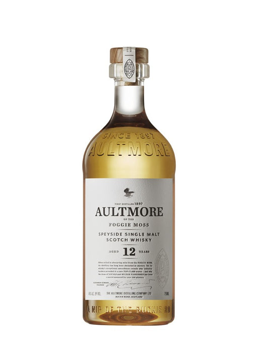 Whisky Aultmore 12 Ans 70cl - Pack de 6