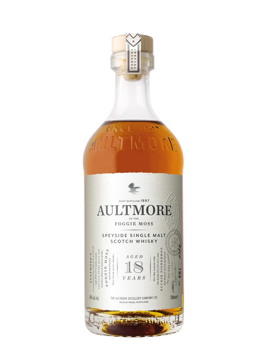 Whisky Aultmore 18 Ans 70cl - Pack de 6