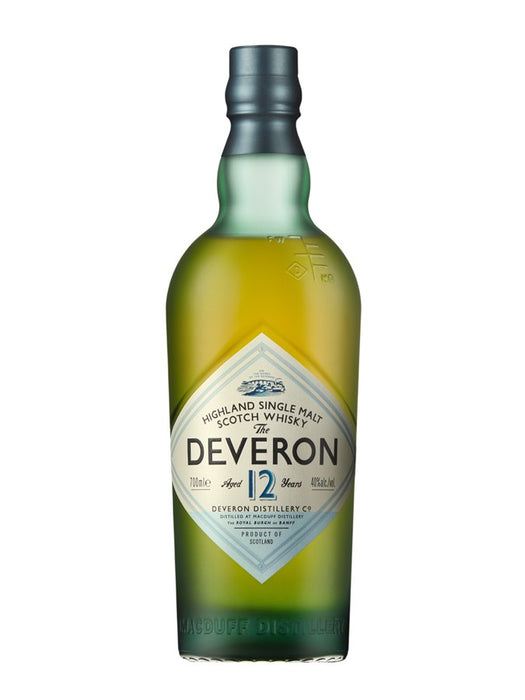 Whisky The Deveron 12 Ans 70cl - Pack de 6