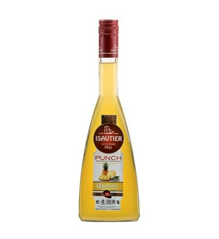 Punch Ananas Isautier 70cl - Pack de 6